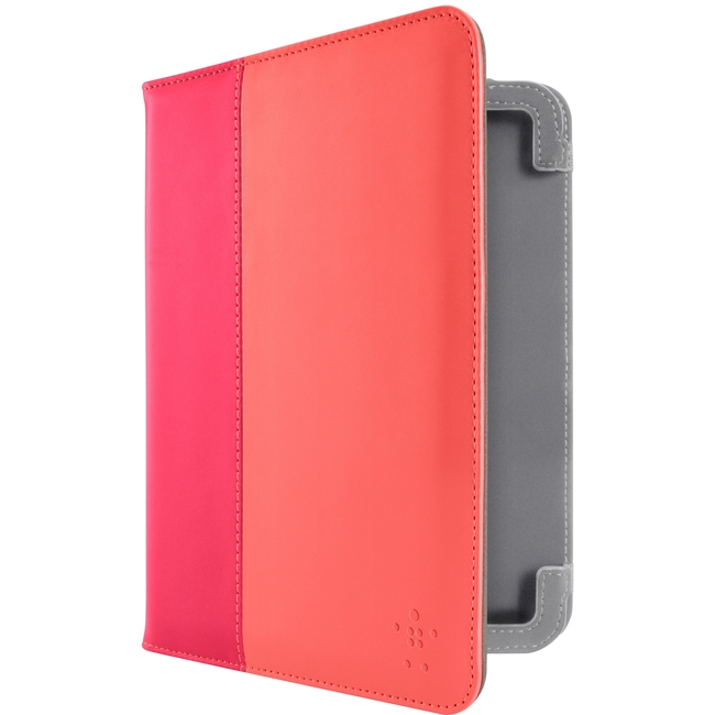 "Belkin Carrying Case for 7"" Digital Text Reader - Pink"