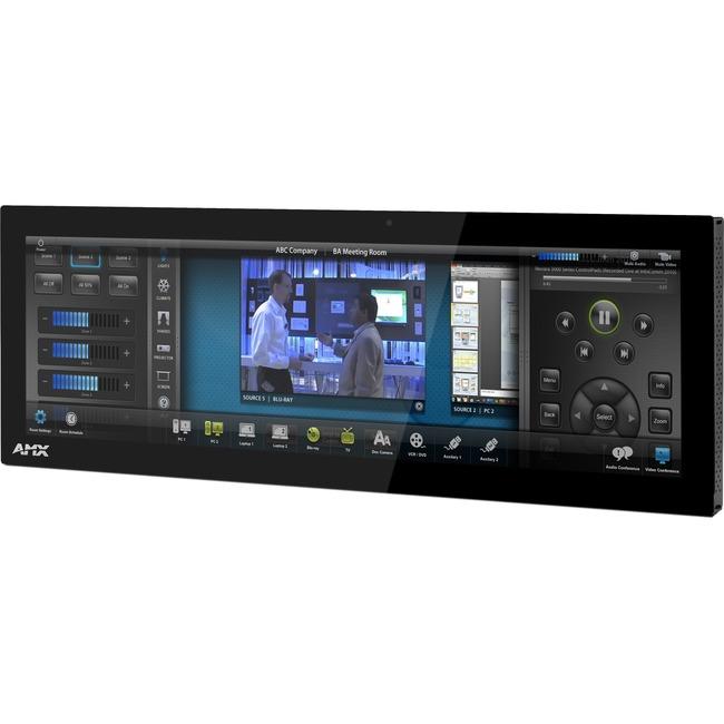 AMX Modero X MXD-1900L-PAN-L-NC A/V Control Panel
