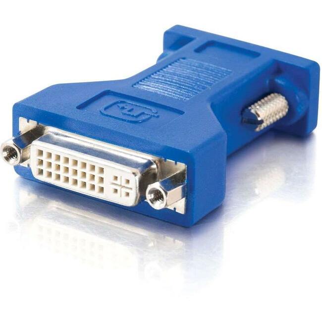 C2G DVI Female to HD15 VGA Male Video Adapter
