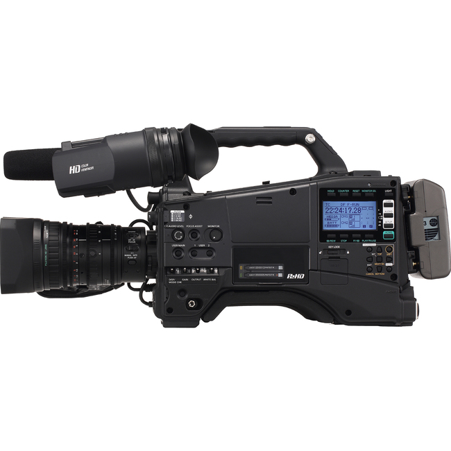 Panasonic AG-HPX600 Digital Camcorder - MOS - Full HD