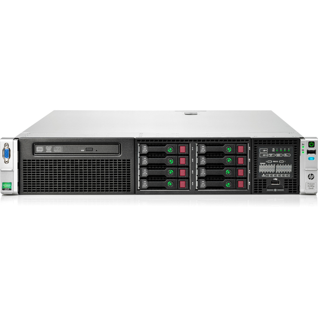 HP ProLiant DL385p G8 2U Rack Server - 1 x AMD Opteron 6348 Dodeca-core (12 Core) 2.80 GHz