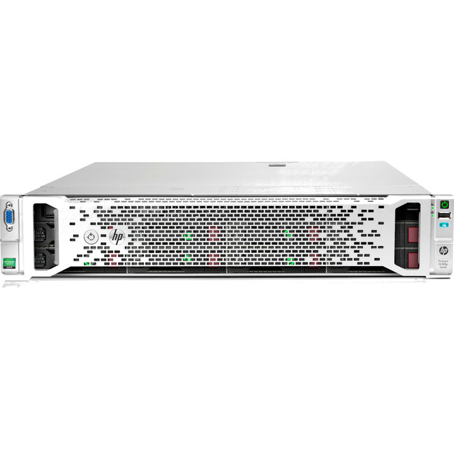 HP ProLiant DL385p G8 2U Rack Server - 1 x AMD Opteron 6320 Octa-core (8 Core) 2.80 GHz - 16 GB Installed DDR3 SDRAM - S