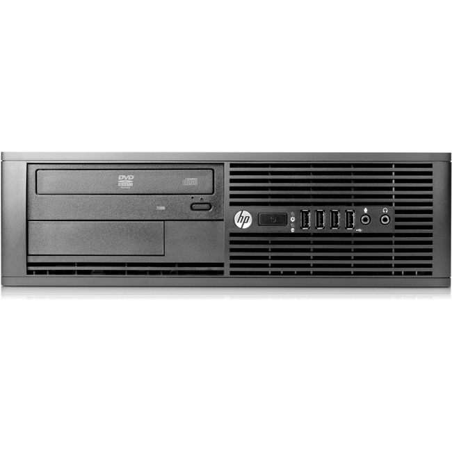 HP Business Desktop Pro 4300 Desktop Computer - Intel Core i3 (3rd Gen) i3-3220 3.30 GHz - 4 GB DDR3 SDRAM - 500 GB HDD