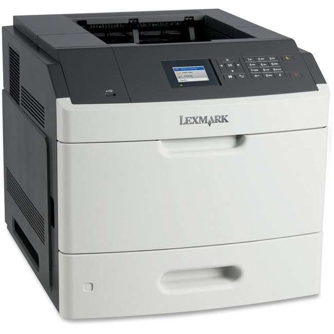 Lexmark MS711DN Laser Printer | Monochrome | 600 x 600 dpi Print | Plain Paper Print | Desktop