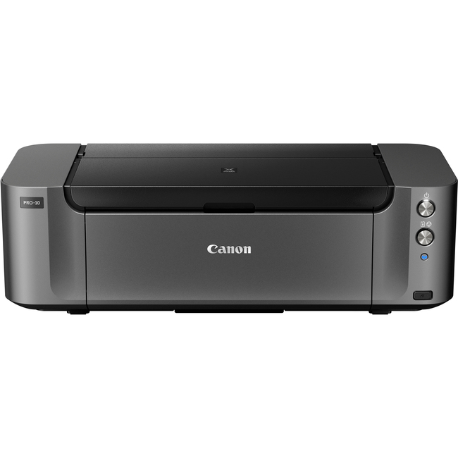 Canon PIXMA Pro PRO-10 Inkjet Printer - Color - 4800 x 2400 dpi Print - Photo/Disc Print - Desktop