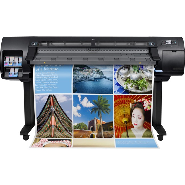 """HP Latex 210 Inkjet Large Format Printer - 61"""" Print Width - Color"""
