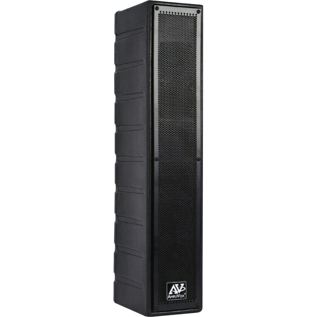AmpliVox Line Array S1234 30 W RMS Speaker - Silver Gray, Black, Gray