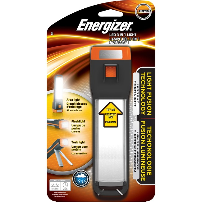 Energizer LED 3 in 1 Light with Light Fusion Technology