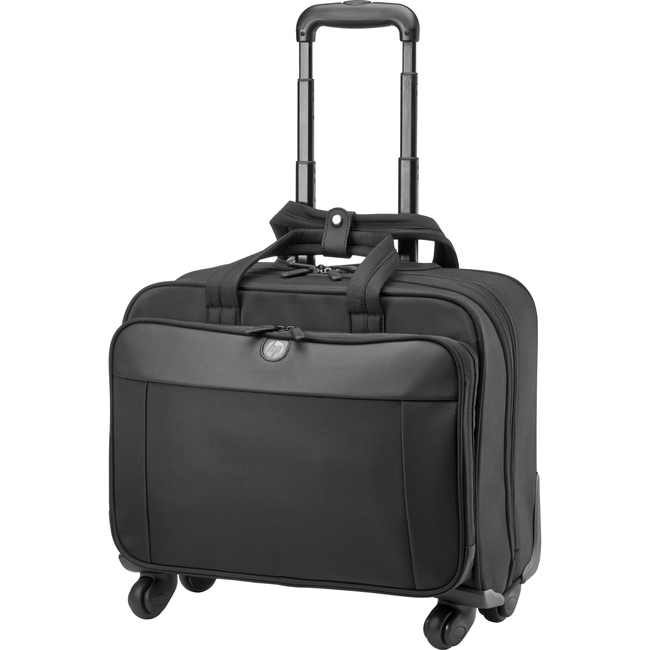 "HP Carrying Case (Roller) for 17.3"" Notebook, Cable, File Folder, Shoes, Clothing, Ultrabook, Tablet PC"
