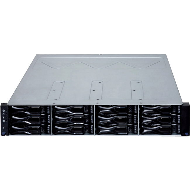 Bosch DAS Array - 12 x HDD Supported - 12 x HDD Installed - 24 TB Installed HDD Capacity