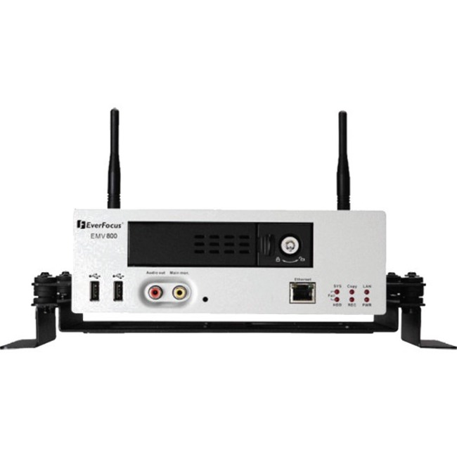 8 CHANNEL MOBILE DVR NO HDD WITH WIFI
