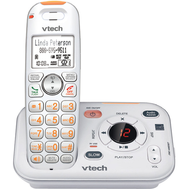 FindingKing CareLine SN6187 DECT 6.0 1.90 GHz Cordless Phone
