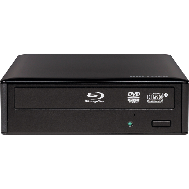 Buffalo MediaStation 16x Desktop BDXL Blu-Ray Writer (BRXL-16U3)