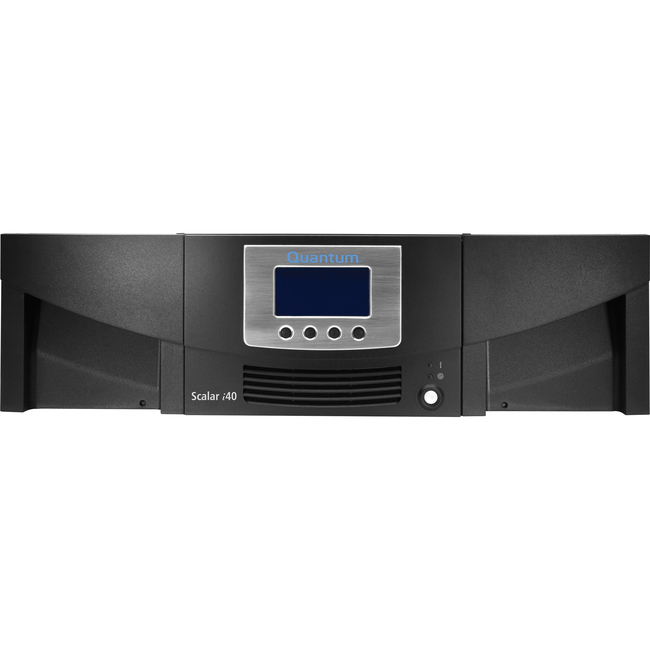 Quantum Scalar i40 LSC14-CH6J-228H Tape Library