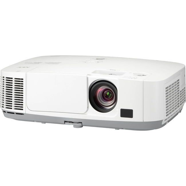 NEC Display NP-P401W LCD Projector | 720p | HDTV | 16:9