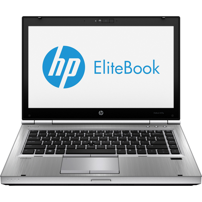 "HP EliteBook 8470p 14"" LED Notebook - Intel Core i3 (3rd Gen) i3-3130M Dual-core (2 Core) 2.60 GHz - Platinum"
