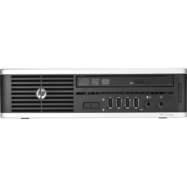 HP Business Desktop Elite 8300 Desktop Computer - Intel Core i5 (3rd Gen) i5-3475S 2.90 GHz - 4 GB DDR3 SDRAM - 500 GB H