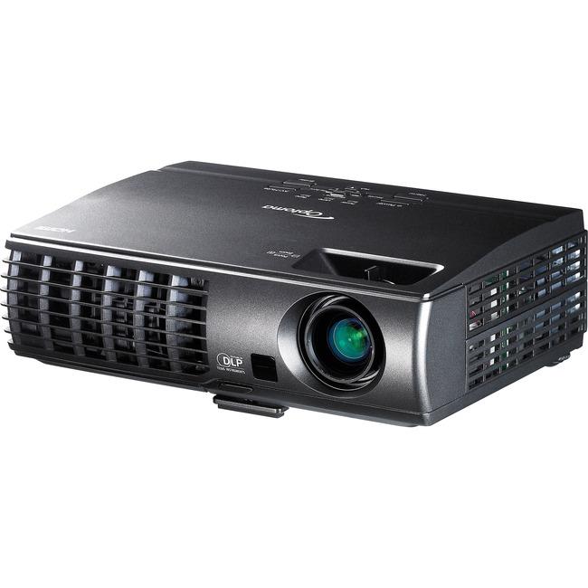 Optoma X304M XGA 3000 Lumen Full 3D Portable DLP Projector with HDMI