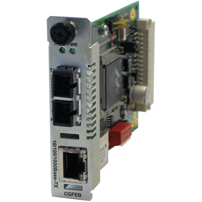 Transition Networks 10/100/1000 Ethernet Media Converter