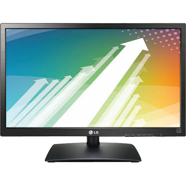 """LG 19"""" LED IPS 1440X900 1000:1 DVI Black 5MS TAA Citrix"""