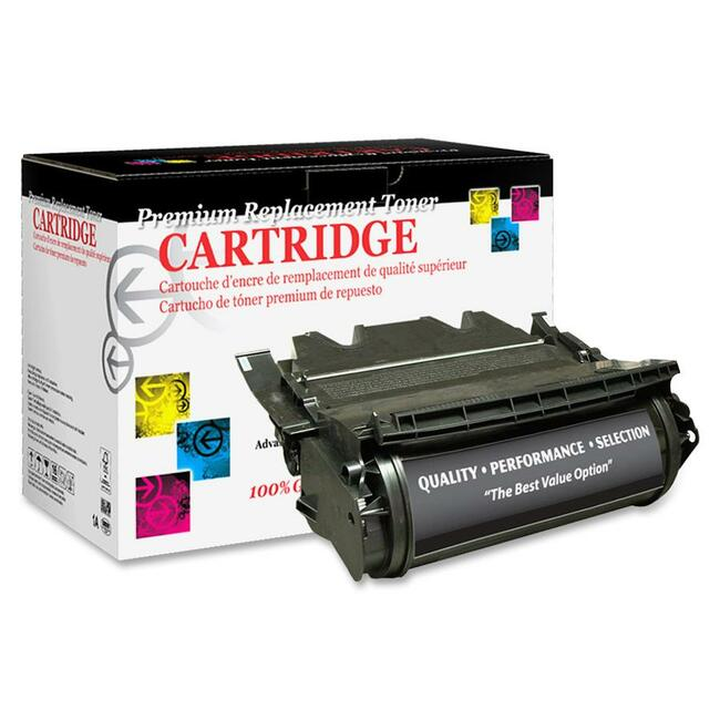 West Point Remanufactured Toner Cartridge - Alternative for Dell (341-2939)
