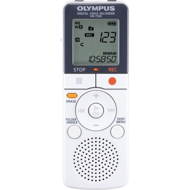 Olympus VN-7100 Digital Voice Recorder (Reconditioned)