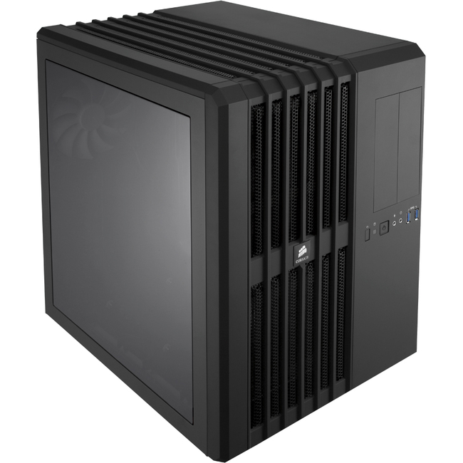 Carbide Series Air 540 Cube Case, Black, 2xFront USB3.0, Supports Mini-ITX/Micro
