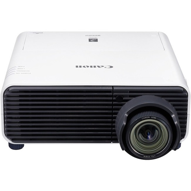 Canon REALiS WX450ST LCOS Projector - 720p - HDTV - 16:10