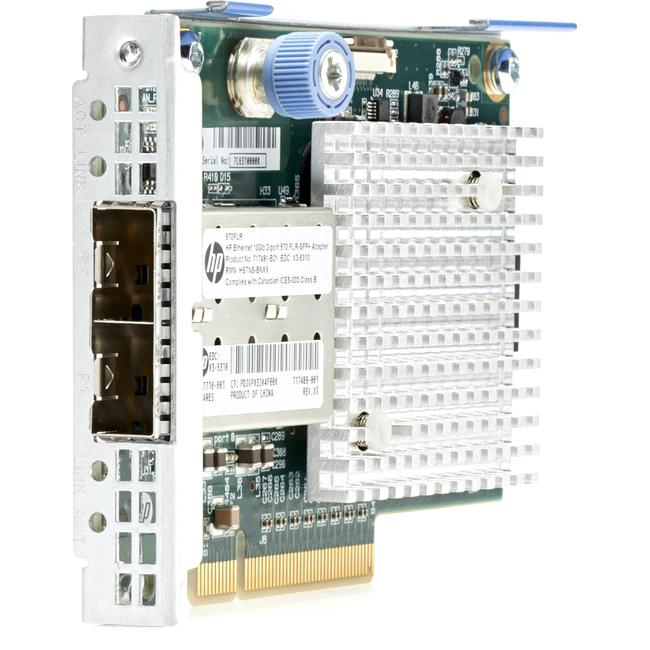 HP Ethernet 10Gb 2-Port 570FLR-SFP+ Adapter