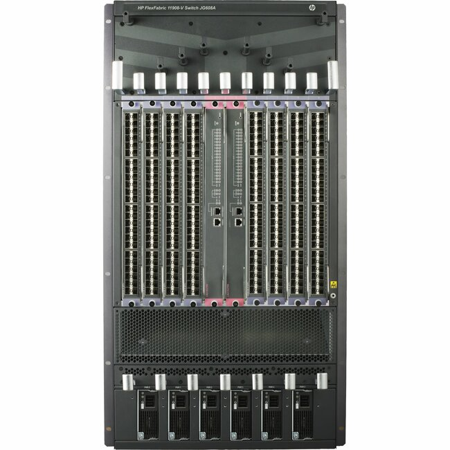 HP FlexFabric 11908-V Switch Chassis