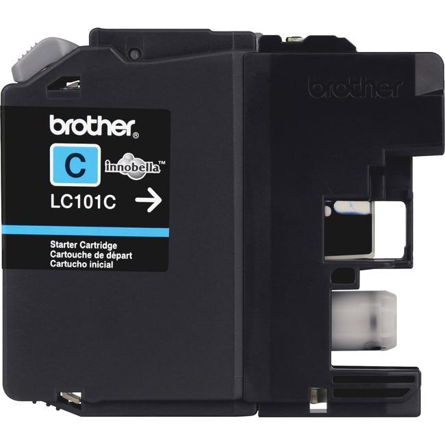 Brother Innobella LC101C Original Ink Cartridge   Cyan