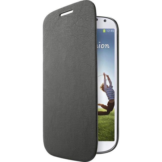 Belkin Micra Folio Carrying Case (Folio) for Smartphone - Blacktop