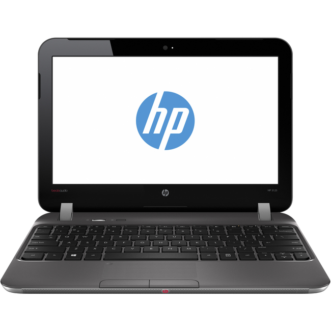 "HP 3125 11.6"" LED (BrightView) Notebook - AMD E-Series E2-2000 Dual-core (2 Core) 1.75 GHz - Matte Charcoal"