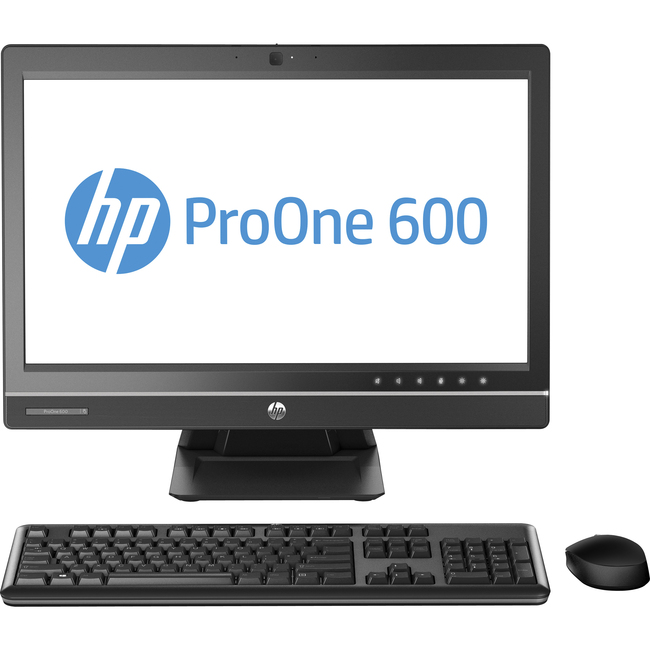 HP Business Desktop ProOne 600 G1 All-in-One Computer - Intel Core i5 (4th Gen) i5-4570S 2.90 GHz - 4 GB DDR3 SDRAM - 50