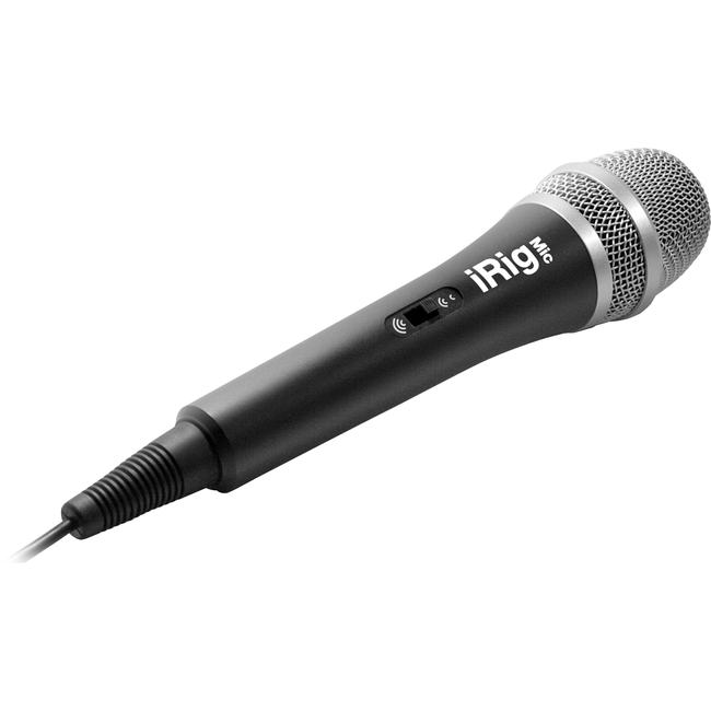IK Multimedia iRig Microphone
