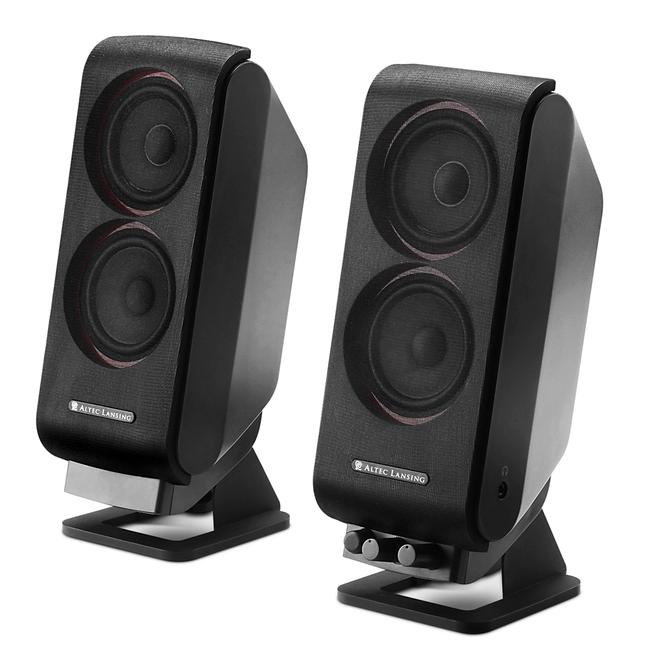 Altec Lansing VS2420 Speaker System   Product overview