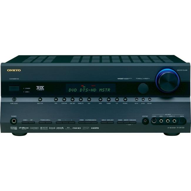 onkyo tx sr705 a v receiver product overview what hi fi rh whathifi com