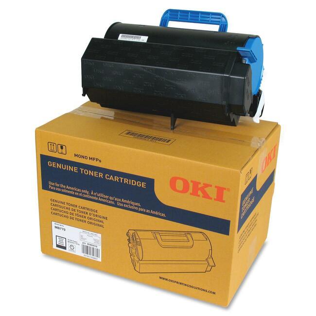 Oki Extra-High Capacity Toner Cartridge