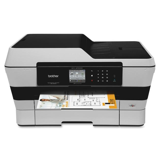 BROTHER MFCJ6720DW CLR INKJET MFC 6-IN-1