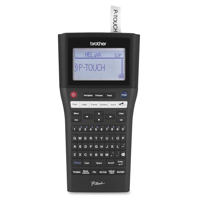 Brother PTH500LI Rechargeable Labelmaker