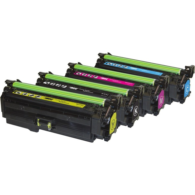 MSE Remanufactured Toner Cartridge - Alternative for HP (CF031A) - Cyan