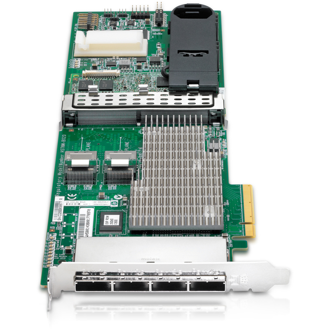 HP Integrity Smart Array P812/1GB 6Gb 4-p Ext PCIe SAS Controller