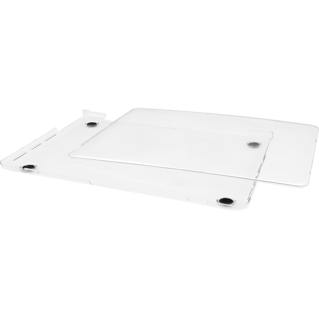 """Macally Clear Hardshell Protective Case For 15"""" MacBook Pro with Retina Display"""