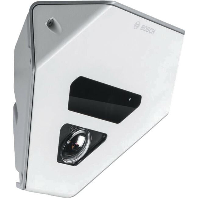 Bosch FLEXIDOME corner Surveillance Camera - Color, Monochrome - Board Mount