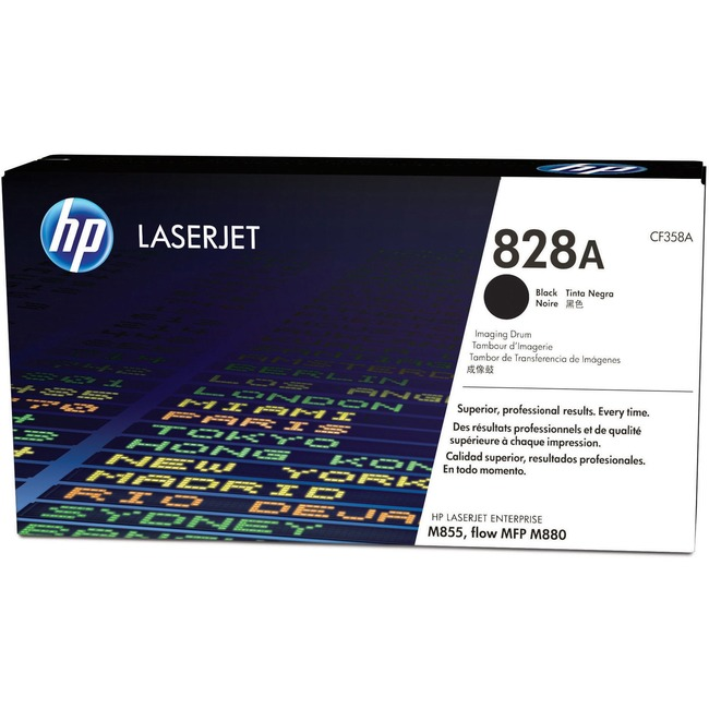 HP 828A Black LaserJet Imaging Drum