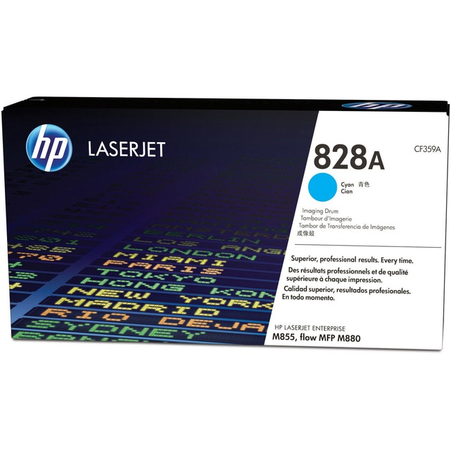 HP 828A Cyan LaserJet Imaging Drum