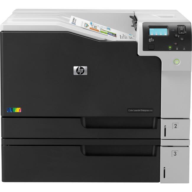 HP LaserJet M750DN Laser Printer - Color - 600 x 600 dpi Print - Plain Paper Print - Desktop