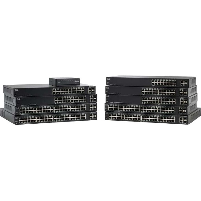 Cisco SG200-10FP Ethernet Switch