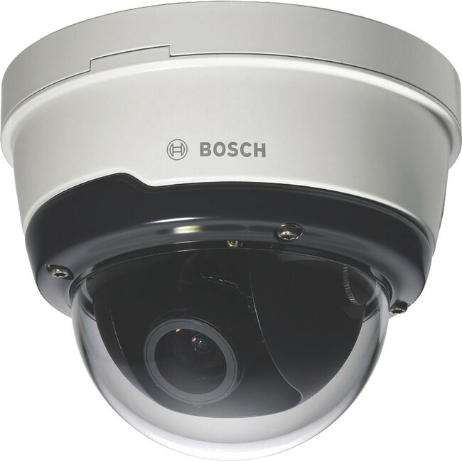 Bosch FlexiDome 5 Megapixel Network Camera - Color, Monochrome - Board Mount