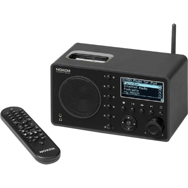 TerraTec Internet Radio/Network Audio Player with iPod ...